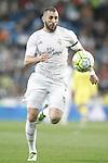 Real Madrid's Karim Benzema during La Liga match. April 20,2016. (ALTERPHOTOS/Acero)