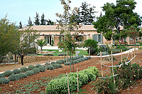 The house is situated on many acres surrounded by trees in the suburb of Kapandriti in Greece.  Davina Dutton reveals that she had been a resident of downtown Athens for many years, before deciding to move to the northern suburbs of  Kifissia, and later to Kapandriti.