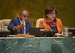 GA 72<br /> High-level meeting of the General Assembly on the appraisal of the United Nations Global Plan of Action to Combat Trafficking in Persons <br /> <br /> Opening