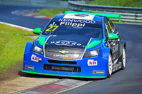Race of Germany Nürburgring Nordschleife 2016 Free training 2 WTCC 2016 #27 TC1 Campos Racing Chevrolet RML. Cruze TC1 John Filippi (FRA) © 2016 Musson/PSP. All Rights Reserved.
