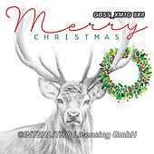 Sandra, CHRISTMAS ANIMALS, WEIHNACHTEN TIERE, NAVIDAD ANIMALES, paintings+++++,GBSSXM1G8X8,#xa#