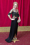 © Licensed to London News Pictures . 16/05/2015 .  The Palace Hotel , Manchester , UK . Michelle Hardwick  . The red carpet at the 2015 British Soap Awards , The Palace Hotel , Oxford Road , Manchester . Photo credit : Joel Goodman/LNP