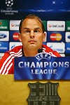 UEFA Champions League 2013/2014.<br /> Press Conference and Training (Ajax).