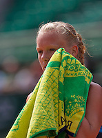 France, Paris, 02.06.2014. Tennis, French Open, Roland Garros, Kiki Bertens (NED)  <br /> Photo:Tennisimages/Henk Koster