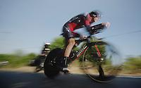 Tejay Van Garderen (USA)<br /> <br /> Tour de France 2013<br /> stage 11: iTT Avranches - Mont Saint-Michel <br /> 33km