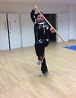 Pictured: Steven Grant<br /> Re: A martial arts instructor from Milford Haven has has been sentenced by at Swansea Crown Court for rendering two boys unconscious by performing choke holds on them.<br /> 29 year old Grant, had been due to stand trial earlier this year charged with three offences of assault causing actual bodily harm.<br /> But those two charges were amalgamated into one and Grant changed his pleas and admitted two offences of ABH.