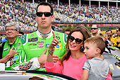 Monster Energy NASCAR Cup Series<br /> Bank of America 500<br /> Charlotte Motor Speedway, Concord, NC<br /> Sunday 8 October 2017<br /> Kyle Busch, Joe Gibbs Racing, Interstate Batteries Toyota Camry<br /> World Copyright: Rusty Jarrett<br /> LAT Images