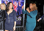 Paula Patton and Queen Latifah at The Warner Bros. Pictures World Premiere of Joyful Noise held at The Grauman's Chinese Theatre in Hollywood, California on January 09,2012                                                                               © 2012 DVS/Hollywood Press Agency