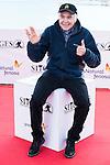 American actor Walter Koenig pose to the media during Festival de Cine Fantastico de Sitges in Barcelona. October 11, Spain. 2016. (ALTERPHOTOS/BorjaB.Hojas)