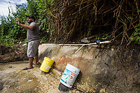 A month after Maria storm ravaged Puerto Rico, the island fights to restore normal life and basic infraestructure amist the critics to the slow response of the Federal government