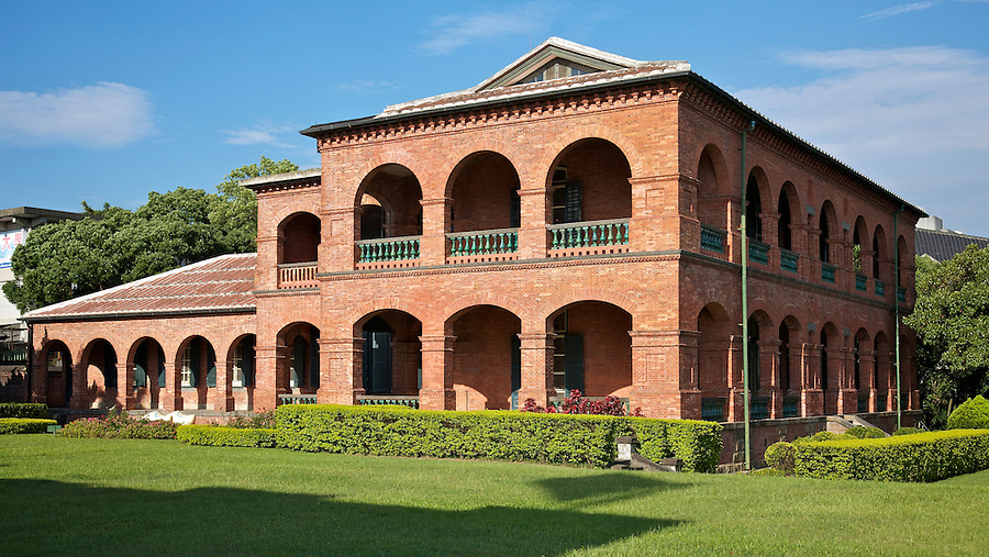 The Consul's Residence In Tamsui, Taiwan.  The Consulate Was Used As Such Until 1972.