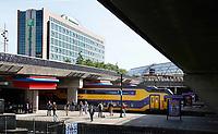 Nederland  Amsterdam - 2019.  Station Sloterdijk. .  Berlinda van Dam / Hollandse Hoogte