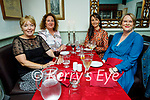 Enjoying the evening in Cassidy's on Friday, l to r: Charlotte O'Shea, Brid McElligott, Martina Collins and Sinead Lynch.