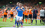 St Johnstone v Dundee United....17.05.14   William Hill Scottish Cup Final<br /> Stevie May's goal is ruled out after a handball<br /> Picture by Graeme Hart.<br /> Copyright Perthshire Picture Agency<br /> Tel: 01738 623350  Mobile: 07990 594431