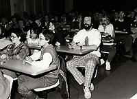 Montreal (Qc) CANADA - 1985 File photo -Antoine