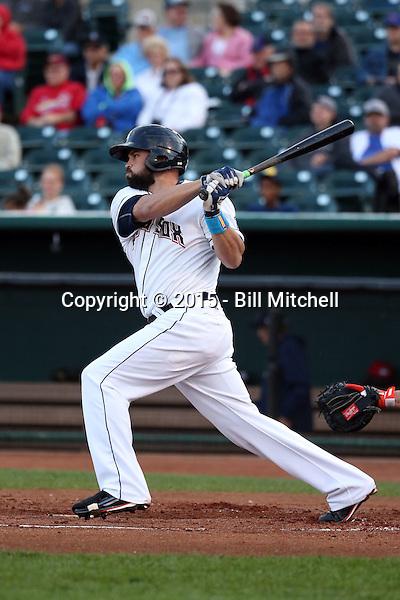 Nevin Ashley -2015 Colorado Springs Sky Sox (Bill Mitchell)
