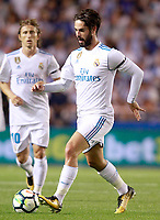 Real Madrid's Isco Alarcon during La Liga match. August 20,2017.  *** Local Caption *** © pixathlon