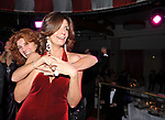 LEONARDA RUFFINO E SUSANNA GRASSI<br /> CIRCUS GALA - FESTA DI COMPLEANNO DI LAURA TESO ALL'ATA HOTEL MILANO 2010