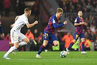 Frenkie de Jong, Toni Kroos<br /> <br /> <br /> 18/12/2019 <br /> Barcelona - Real Madrid<br /> Calcio La Liga 2019/2020 <br /> Photo Paco Largo Panoramic/insidefoto <br /> ITALY ONLY