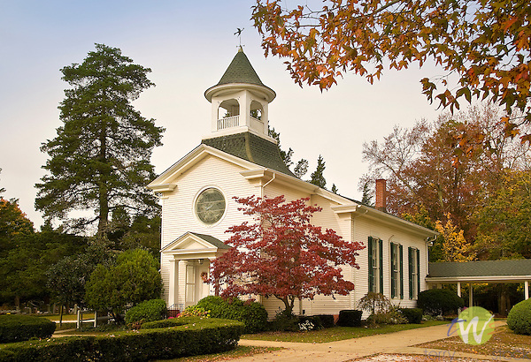 Seaville United Methodist Church.