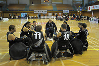 170831 Wheelchair Rugby - NZ Wheel Blacks v Korea