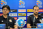 FC Seoul (KOR) during their AFC Champions League Press Conference on Tuesday, 27 September  2016, held at  Jeonju World Cup Stadium in Jeonju, South Korea. Photo by Marcio Machado / Power Sport Images