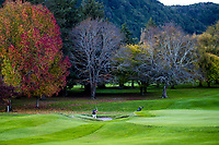Royal Wellington Golf Club in Trentham during the COVID-19 pandemic in Wellington, New Zealand on Wednesday, 6 May 2020. Photo: Dave Lintott / lintottphoto.co.nz