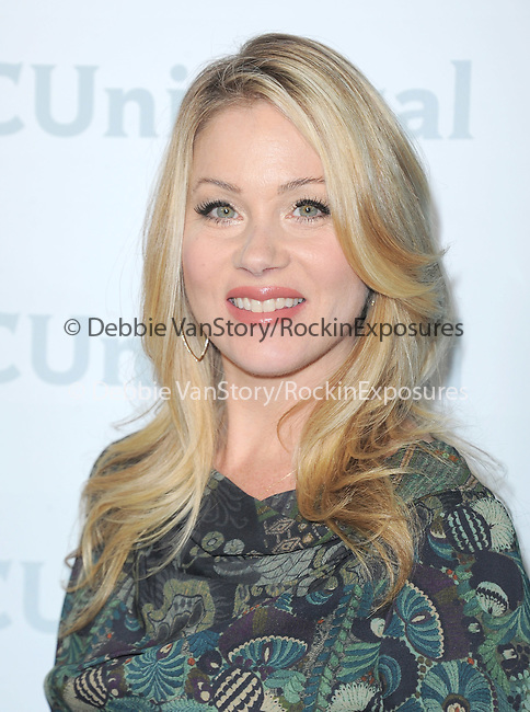 Christina Applegate attends  NBCUNIVERSAL PRESS TOUR ALL-STAR PARTY held at THE ATHENAEUM in Pasadena, California on January 06,2011                                                                   Copyright 2012  Hollywood Press Agency