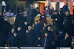 Rangers directors at full-time