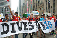 People's Climate March<br /> New York City September 21, 2014