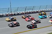 NASCAR Xfinity Series<br /> Sparks Energy 300<br /> Talladega Superspeedway, Talladega, AL USA<br /> Saturday 6 May 2017<br /> Erik Jones, Reser's American Classic Toyota Camry, Kasey Kahne, Armour Camaro Chevrolet Camaro<br /> World Copyright: John K Harrelson<br /> LAT Images<br /> ref: Digital Image 17TAL1jh_01835