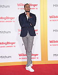 Affion Crockett attends The Screen Gems' World Premiere of The Wedding Ringer held at The TCL Chinese Theater  in Hollywood, California on January 06,2015                                                                               © 2015 Hollywood Press Agency