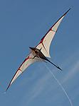First flight of Furax built by Ramlal Tien in France.  Flown in Huntsville, Al on 4/25/05. Photo by Bob Gathany