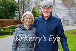 Enjoying a stroll in the Killarney National park on Sunday, l to r: Mary and Jim O'Donnell.