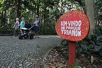 02.04.2019 - Parque Trianon completa 127 anos em SP