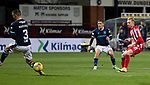 Dundee v St Johnstone…22.09.21  Dens Park.    Premier Sports Cup<br />Ali Crawford scores his goal to make it 2-0<br />Picture by Graeme Hart.<br />Copyright Perthshire Picture Agency<br />Tel: 01738 623350  Mobile: 07990 594431