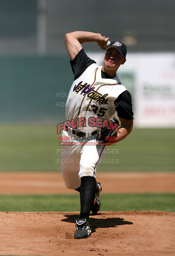 Michael Bowden / Lancaster JetHawks..Photo by:  Bill Mitchell/Four Seam Images