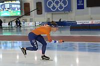 SPEEDSKATING: 13-02-2020, Utah Olympic Oval, ISU World Single Distances Speed Skating Championship, Training, Ireen Wüst (NED), ©Martin de Jong