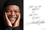 Samuel L. Jackson photographed for ART & SOUL