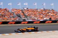 4th September 2021: Circuit Zandvoort, Zandvoort, Netherlands;   4 Lando Norris GBR, McLaren F1 Team, F1 Grand Prix of the Netherlands at Circuit Zandvoort