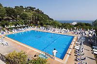 Italien, Ischia, Thermalpark Castiglione