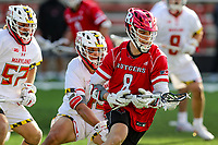 NCAA LACROSSE: Rutgers at Maryland