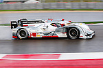 Andre Lottere (1), Audi Sport Team Joest driver in action during the ALMS/WEC practice sessions at the Circuit of the Americas race track in Austin,Texas.