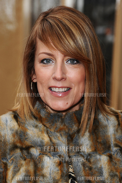 Fay Ripley arriving for the Tesco Magazine Mum of the Year Awards 2011, at the Waldorf, London. 27/02/2011  Picture by: Steve Vas / Featureflash