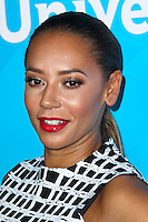 PASADENA, CA, USA - APRIL 08: Recording Artist Mel B (Melanie Brown) arrives at the NBCUniversal Summer Press Day 2014 held at The Langham Huntington Hotel and Spa on April 8, 2014 in Pasadena, California, United States. (Photo by Xavier Collin/Celebrity Monitor)