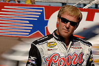 Nov 12, 2005; Phoenix, Ariz, USA;  Nascar Nextel Cup driver Sterling Marlin driver of the #40 Coors Light Dodge during qualifying for the Checker Auto Parts 500 at Phoenix International Raceway. Mandatory Credit: Photo By Mark J. Rebilas