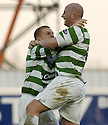 06/11/2005         Copyright Pic : James Stewart.File Name : sct_jspa09 falkirk v celtic.JOHN HARTSON CELEBRATES AFTER HE SCORES CELTIC'S THIRD.....Payments to :.James Stewart Photo Agency 19 Carronlea Drive, Falkirk. FK2 8DN      Vat Reg No. 607 6932 25.Office     : +44 (0)1324 570906     .Mobile   : +44 (0)7721 416997.Fax         : +44 (0)1324 570906.E-mail  :  jim@jspa.co.uk.If you require further information then contact Jim Stewart on any of the numbers above.........