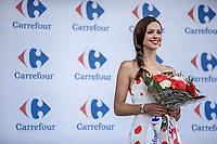 Polka Dot Jersey Miss..<br /> <br /> Stage 1: Noirmoutier-en-l'Île > Fontenay-le-Comte (189km)<br /> <br /> Le Grand Départ 2018<br /> 105th Tour de France 2018<br /> ©kramon