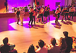 Swing Dance at University of Colorado, April 2015, Boulder, Colorado.