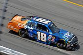 NASCAR Xfinity Series<br /> ToyotaCare 250<br /> Richmond International Raceway, Richmond, VA USA<br /> Saturday 29 April 2017<br /> Daniel Suarez, Juniper Toyota Camry<br /> World Copyright: Nigel Kinrade<br /> LAT Images<br /> ref: Digital Image 17RIC1nk07402